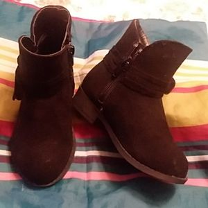 Jumping Beans Booties 7Tod